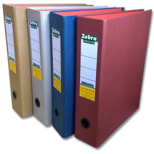 World Class Lever Arch File