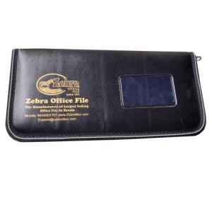 chequebook folder